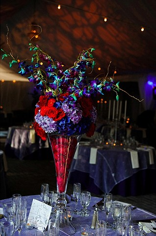 Whimsical Table Decor