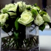 Low Square Centerpiece
