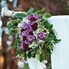 Birch Chuppah Decor