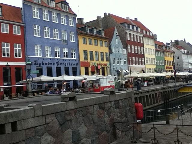 Nyhavn aka New Haven, Copenhagen
