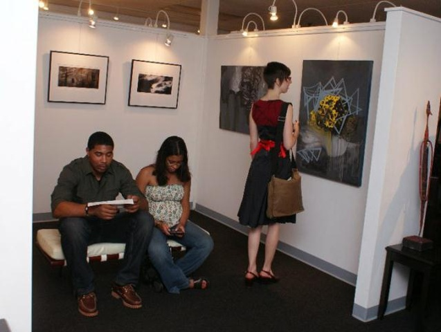 Group show at Gallore Gallery