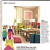 """Pur Flower"" featured in Better Homes and Gardens September 2011"