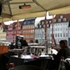 Dinner at Nyhavn