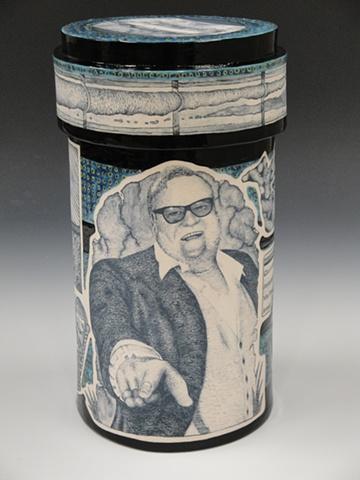 Chris Farley,ceramics
