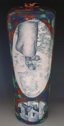 Kurt Vonnegut, ceramics