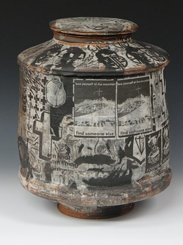 ceramics, clay, student work