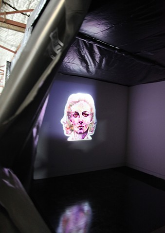 Rebel, lover, mother. Installation view
