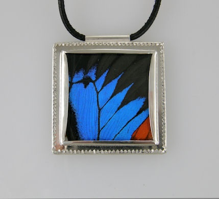 Summer Nights (Front) Double Sided Pendant