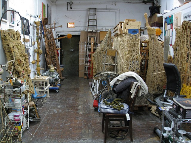 Williamsburg, Brooklyn Studio