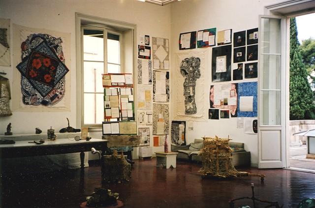 Rome, Italy Studio