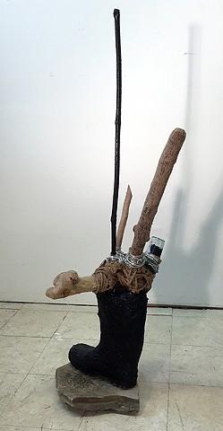 Jamaican Bamboo, One Bone