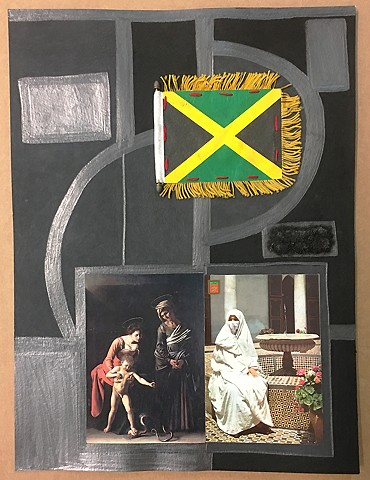 Black Caravaggio, Marrueco Tipico