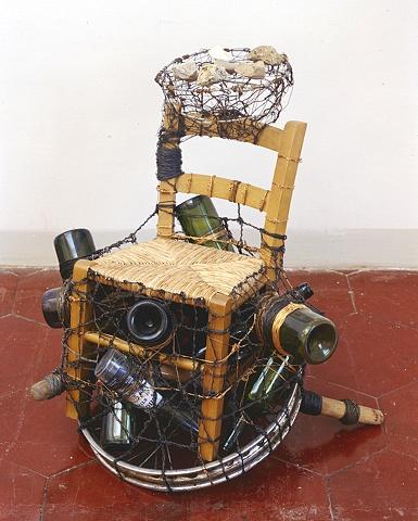 Roman Chair