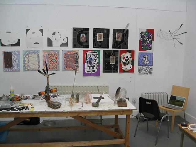 Dublin, Ireland Studio