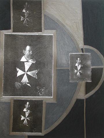 Twelve Triangles, Black Caravaggio