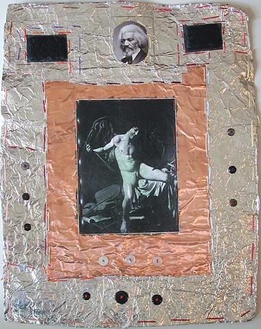 Frederick Douglas, Caravaggio, Black History #3