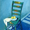 Chair in Blue Room