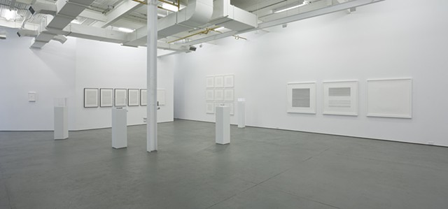Every3point65, exhibition view, galerie antoine ertaskiran