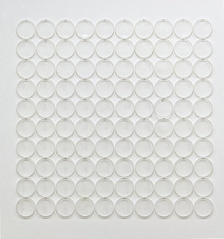 Lid grid (Pringles lids)