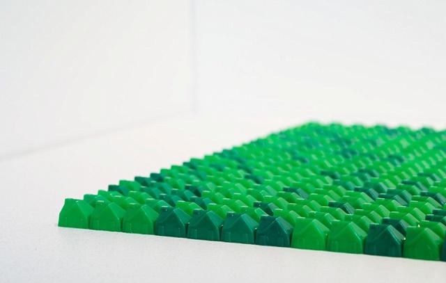 Monopoly Field, Ken Nicol, www.k-nicol.com, k.nicol.com, grid, patterned theory,