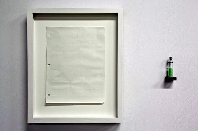Grid, Paper Ken Nicol, K-nicol, www.k-nicol.com, conceptual artist ken nicol