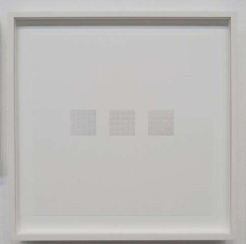 perfect squares counting to twenty-five, twenty-five times (3 ways)