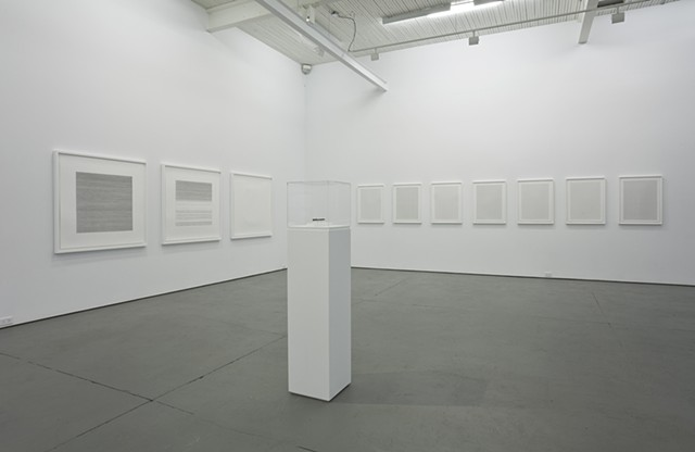 Every3point65, exhibition view, galerie antoine ertaskiran
