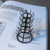 Bottle Dryer Book Piece, Duchamp