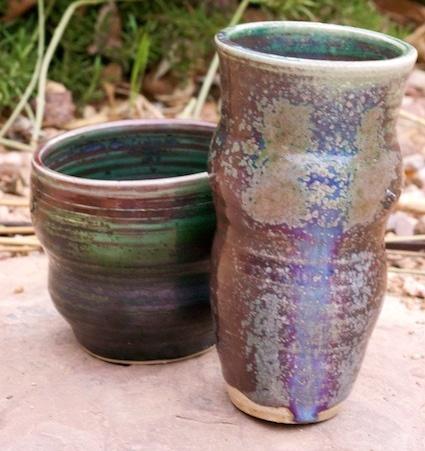 Jann Kindel  Anagama bowls
