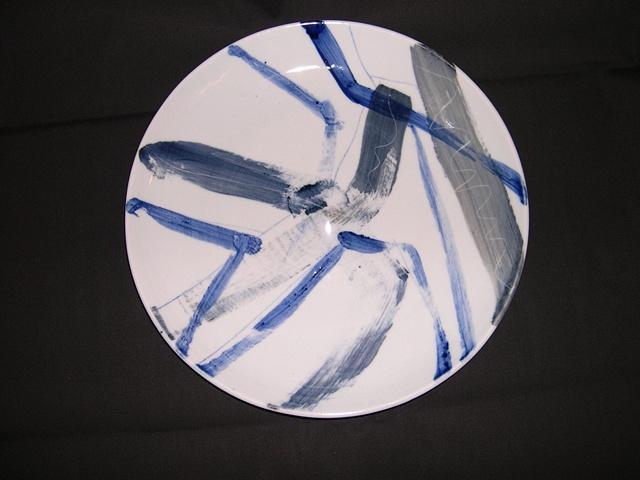 Patty Savignac  Platter
