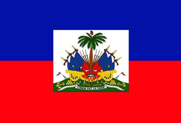 HAITI'S FLAG