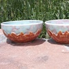 Anna Anderson rocky bowls(Aspects of Clay)