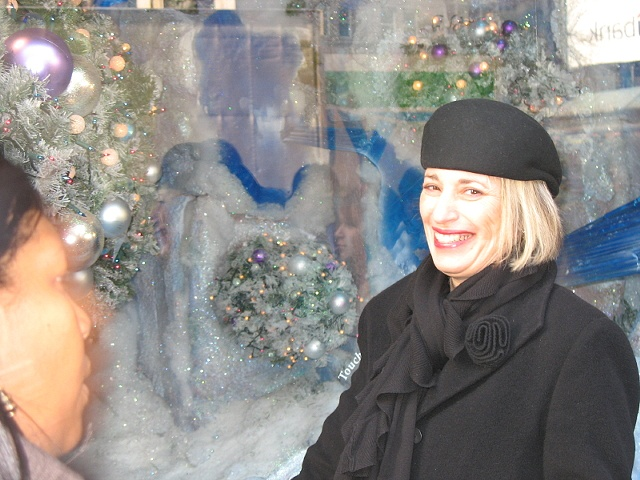 NYC Window & Susan 2007
