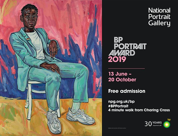 BP PORTRAIT AWARD, National Portrait Gallery, London