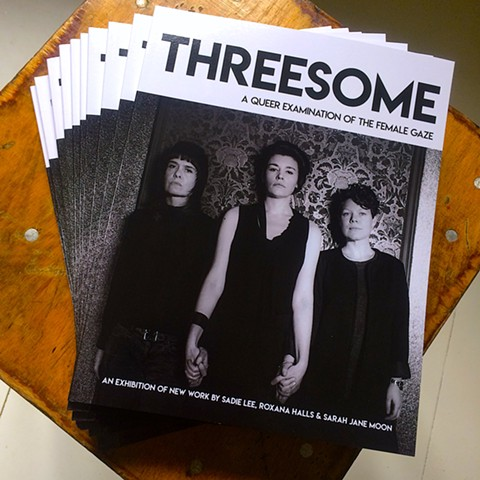 THREESOME CATALOGUE: Available to buy