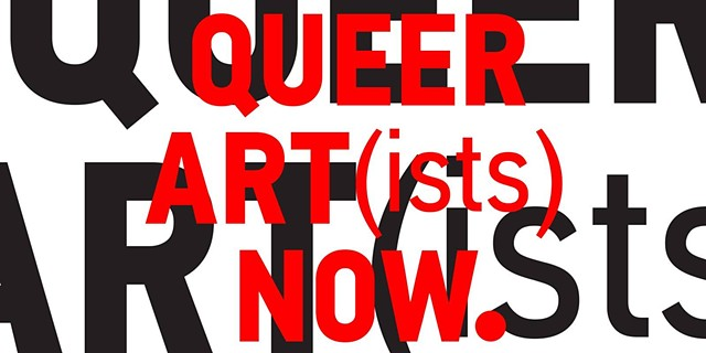 QUEER ART(ISTS) NOW, London