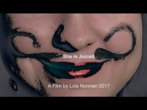 SHE IS JUICED Film Premiere, Tate Britain, 2017