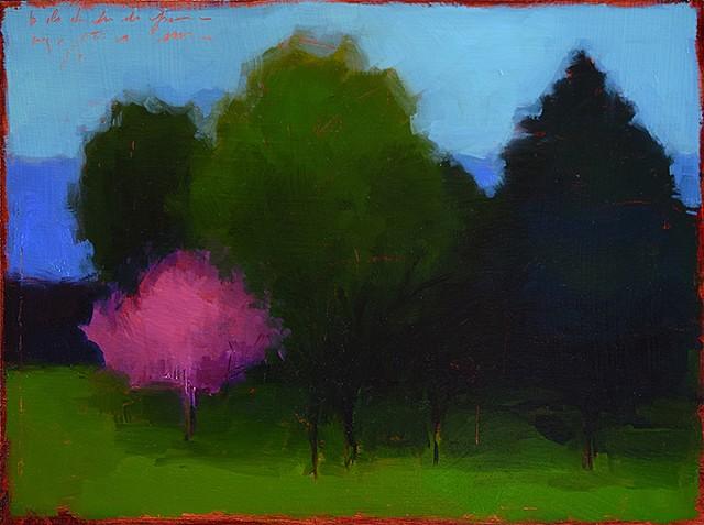 Landscape Study 1140