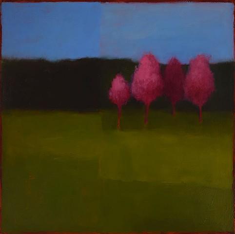 Snapshot of Pink Trees