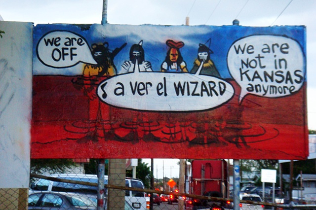 we are off aver el WIZARD