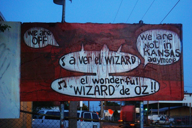 el wonderful WIZARD de OZ
