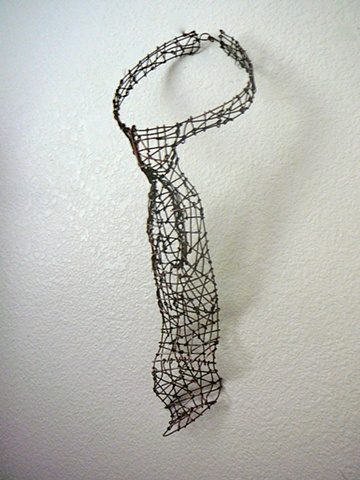 all tied up (detail - side angle)