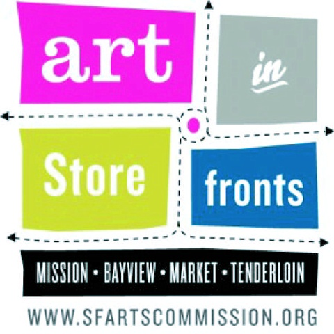 The Art- In- Storefronts Pilot Program