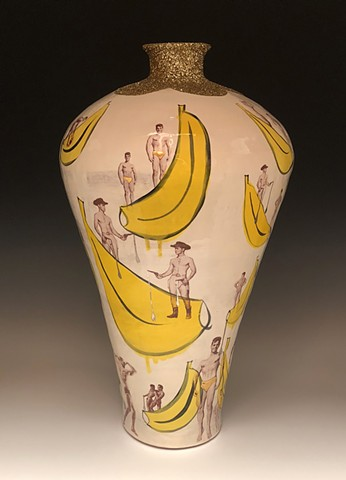 Boys and Bananas Vessel