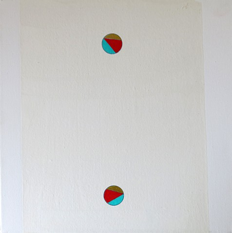 PAINTINGS: Circulos i-xi
