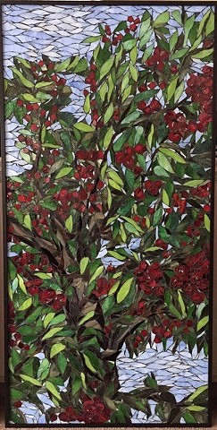 Cherry Tree (Commission at St. Joe's Mercy Hospital, Pontiac, Michigan)
