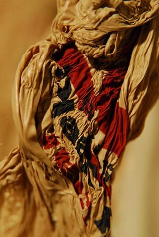 Hannah Verlin Plastic detail