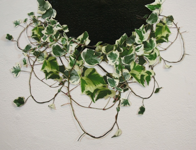Princess Hedera helix  (detail)
