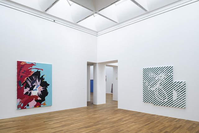 Installation shot, Kunstmuseum Bonn