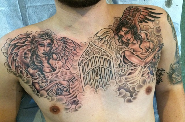 Angel Chest